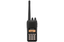 TH-K40E - UHF FM Portable Transceiver with Keypad