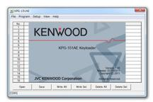 KPG-151AE - NEXEDGE Encryption Keyloader Software - Windows
