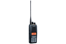 NX-410K2 - 800 MHz NEXEDGE Digital/Analogue Portable Radio - Full Keypad (Non-EU Use)