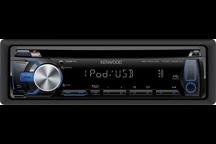 KDC-4057UB - USB-CD-Receiver mit iPod-Steuerung und blauer Tastenbeleuchtung