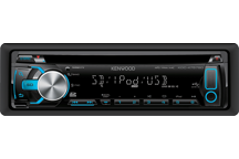 KDC-4757SD - Sintolettore CD/USB/SD con controllo diretto iPod ed illuminazione variabile