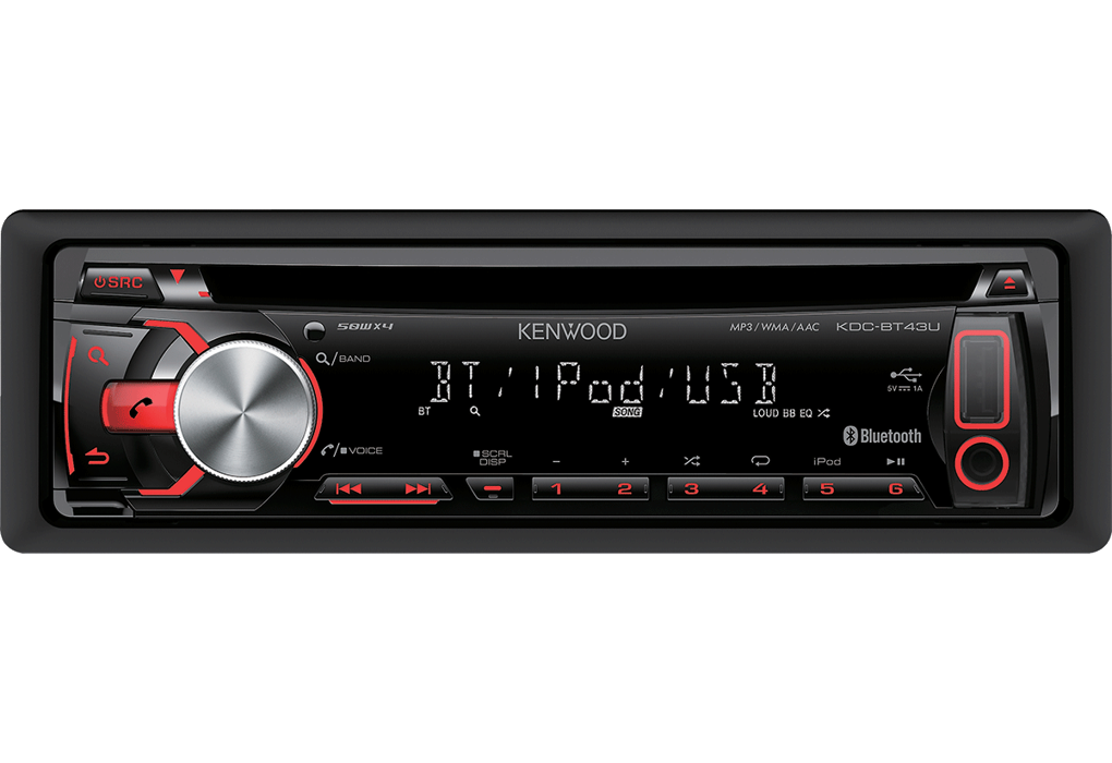 Bluetooth Car Stereo S