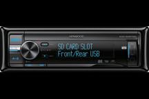 KDC-5057SD - Sintolettore CD/USB con controllo diretto iPod