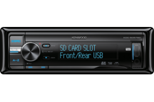 KDC-5057SD - USB-CD-Receiver mit iPod-Steuerung