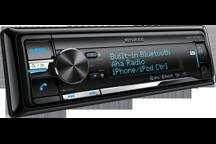 KDC-BT53U - CD/USB přijímač s přímým ovládáním iPod/iPhone, s vestavěným Bluetooth