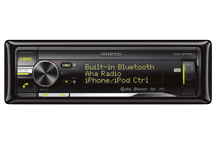 KDC-BT53U - Sintolettore CD/USB con controllo diretto iPod e Bluetooth integrato