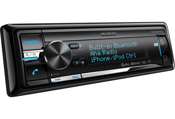 bluetooth car stereo kdc bt53u features kenwood uk. Black Bedroom Furniture Sets. Home Design Ideas