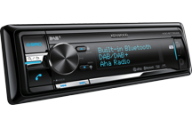 KDC-BT73DAB - Přijímač s CD mechanikou, DAB tunerem a Bluetooth