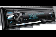KDC-BT73DAB - Přijímač s CD mechanikou, DAB tunerem a Bluetooth