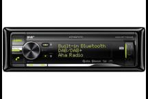KDC-BT73DAB - Sintolettore CD/USB con tuner DAB e DAB+ e vivavoce BT integrati