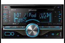 DPX405BT - Doppel-DIN-Receiver mit iPod-Steuerung und Bluetooth-Freisprecheinrichtung