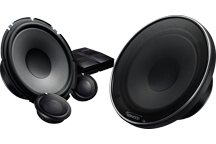 XR-1800P - Oversized 170mm, 2-Way, Component Speaker Set