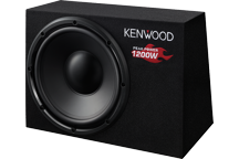 KSC-W1200B - Box-model passieve subwoofer