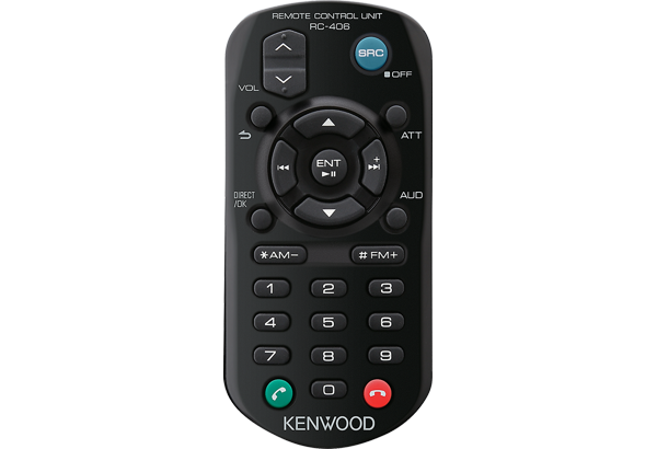 Kenwood Car Stereo Remote Battery
