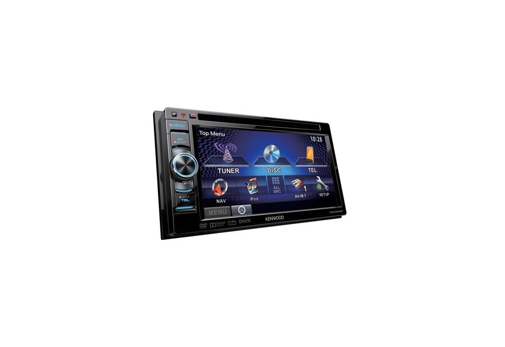 Kenwood Multimedia Systems • DDX4023BT Specifications
