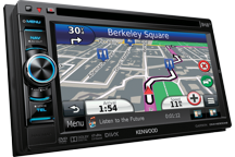 DNX4230DAB - 6.1 WVGA 2DIN Navigation System with Bluetooth & DAB-Tuner  Built-in