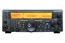 TS-2000E - All-Mode Multiband Zendontvanger