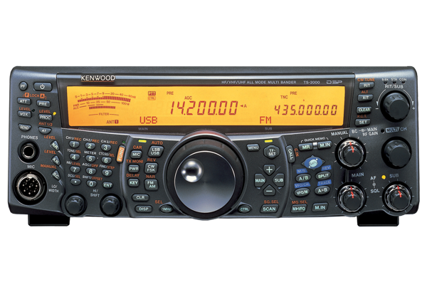 HF / All Mode • TS-2000E Features • Kenwood Comms