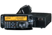 TS-480SAT - HF/6m Base/Mobile Transceiver (100 Watt/eingebauter ATU)