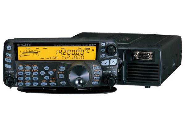 HF / All Mode • TS-480HX Features • Kenwood Comms