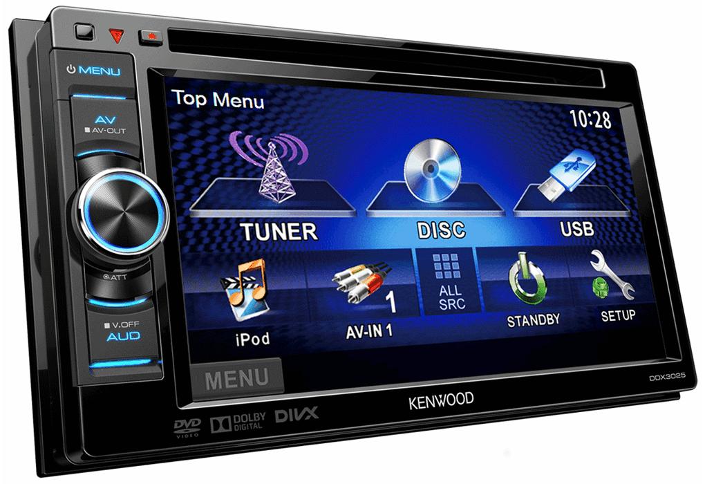 Kenwood Multimedia Systems  U2022 Ddx3025 Features  U2022 Kenwood Uk