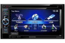 DDX3025 - 15,5 cm Doppel-DIN-VGA-Monitor mit DVD-Spieler