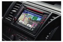 DNX525DAB - 7.0 WVGA, Navigation System with built-in DAB tuner for VW, Skoda & Seat
