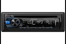 KDC-161UB - USB/CD-Receiver mit blauer Tastenbeleuchtung