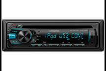 KDC-361U - USB-CD-Receiver mit iPod-Steuerung und variabler Tastenbeleuchtung