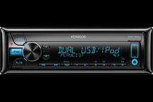 KDC-461U - Sintolettore iPod/dual USB/CD