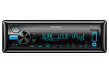 KDC-461U - Přijímač s CD mechanikou, iPod a 2x USB