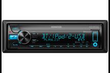 KDC-BT44U - USB-CD-Receiver mit iPod-Steuerung und Bluetooth-Freisprecheinrichtung