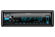 KDC-BT48DAB - Digitalautoradio mit Bluetooth-Freisprecheinrichtung und iPod-Steuerung