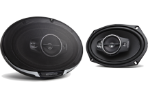 KFC-PS6985 - 6x9 4-way Performance Standard speaker system