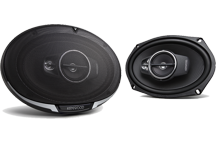 KFC-PS6995 - 6x9 5-way Performance Standard speaker system