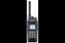 TK-D200GE - VHF DMR Handfunkgerät mit GPS-Empfänger, Anzeige und Tastatur