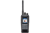TK-D200GE - VHF DMR Portable with GPS, Display and Keypad (EU Use)