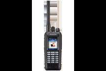 TK-D200GE - Radio portative numérique FM DMR VHF avec GPS, écran et clavier - certification ETSI