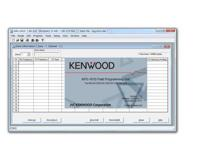 KPG-161DM - Programing Software - Windows