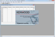 KPG-162DM - Software de programación - Windows