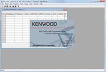 KPG-162DM - Software de programación - Windows