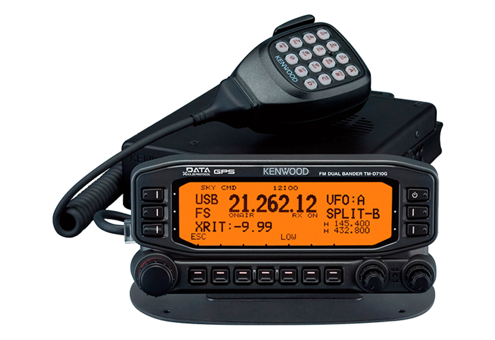 Mobiles • TM-D710GE Specifications • Kenwood Comms