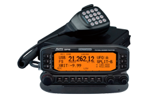 TM-D710GAK - VHF/UHF FM Mobile Transceiver with GPS - APRS and EchoLink Functionality (non-EU)