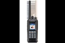 TK-D200E - Portatile VHF DMR con Display e Tastiera