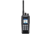 TK-D300GE - Portátil DMR UHF con GPS, Display y Teclado