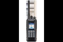 TK-D300GE - Portatile UHF DMR con GPS, Display e Tastiera