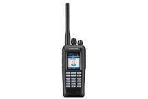 TK-D300E - UHF DMR Handfunkgerät mit Anzeige und Tastatur