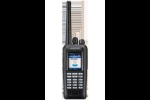 TK-D300E - Portátil DMR UHF con Display y Teclado