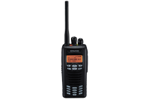 NX-200GK2 - VHF NEXEDGE Digital/Analogue Portable Radio with GPS - Full Keypad (Non-EU Use)