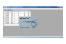 KPG-173DM - Software de programación - Windows